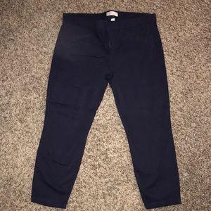 Gap ankle skinny pants